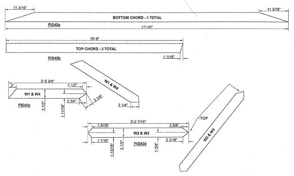 How to build roof trusses, Building roof trusses, Simple roof truss, Timber roof trusses,